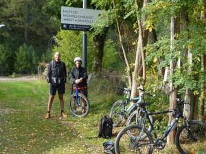 Traversée du Mont Lozère en monocycle dans Autre p10202041-300x225