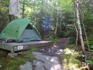 Camping Tadoussac